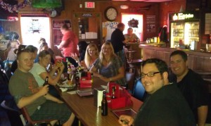 The Gang At The August Tweetup