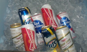 16 Oz Beer Cans