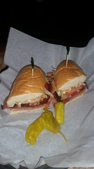 Italian Sub at The Annex