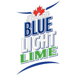 Labatt Blue Light Lime