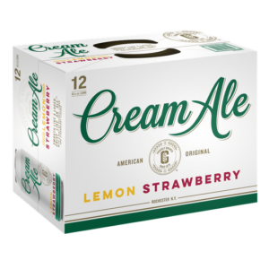 Lemon Strawberry Cream Ale